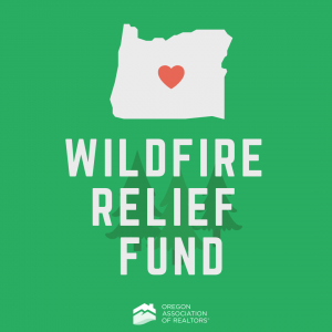 Oregon Wildfires Relief