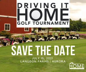 Driving it HOME Golf Tournament