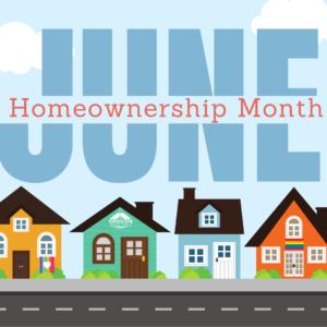 Homeownership Month